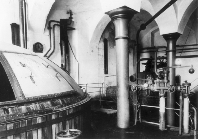 pivovar Pernštejn